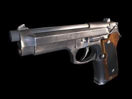 Colt MK IV Series 70 3d preview