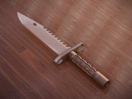 M9 Bayonet 3d preview