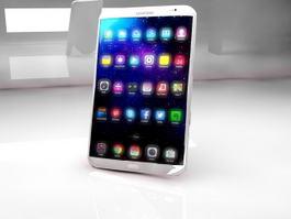 Samsung Galaxy Tab 3d preview