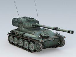 AMX 12T Tank 3d preview