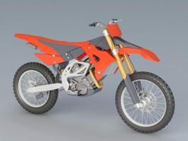 Dirt Bike 3d preview