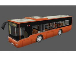 City Bus 3d preview