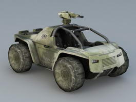 Combat Fighting Vehicle 3d preview