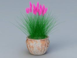 Garden Reed Landscaping 3d preview