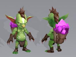 Goblin Miner 3d preview