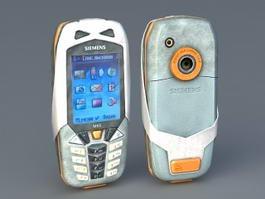 Siemens M65 Mobile Phone 3d model preview