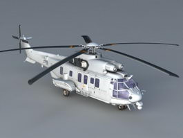 Transport Helicopter 3d preview