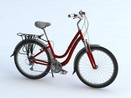 Urban Bike 3d preview