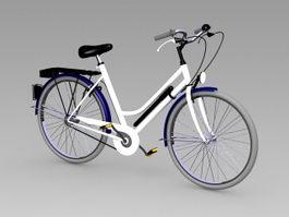 Comfort Bike 3d preview