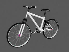 Touring Bike 3d preview