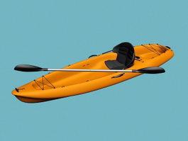 SOT Kayak 3d preview