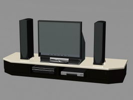 Home Theater System 3d preview