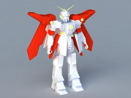Killer Robot 3d model preview