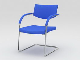 Meeting Chair 3d preview