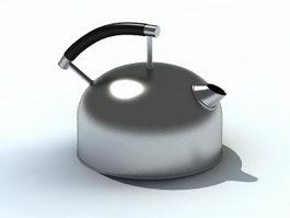 Pot Kettle 3d preview