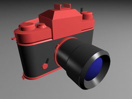Classic Camera 3d preview