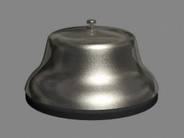 Front Desk Bell 3d preview