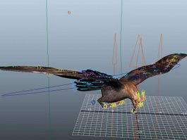 Flying Eagle Rig 3d preview