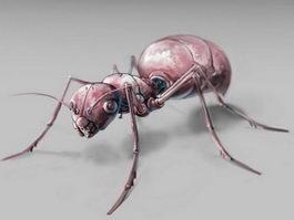 Robotic Ant 3d preview