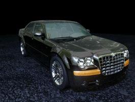 Chrysler 300C 3d preview