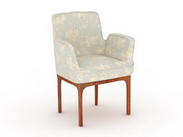 Charlie Armchair 3d preview