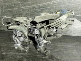 Mechanical Beast 3d preview