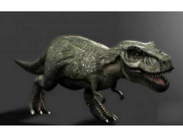 Gorgosaurus Dinosaur 3d preview