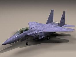 F-15E Strike Eagle 3d model preview