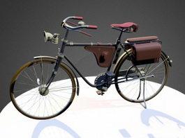 Dyton Bike 3d model preview