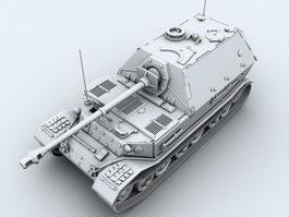 Ferdinand  Tank Hunter 3d preview