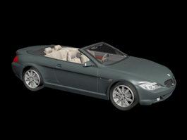 BMW 645Ci Convertible 3d preview
