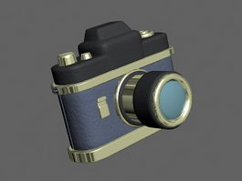 Old Camera 3d model preview