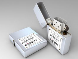 Zippo Lighters 3d preview
