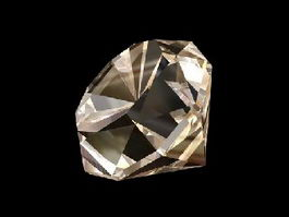 Diamond Gem 3d preview
