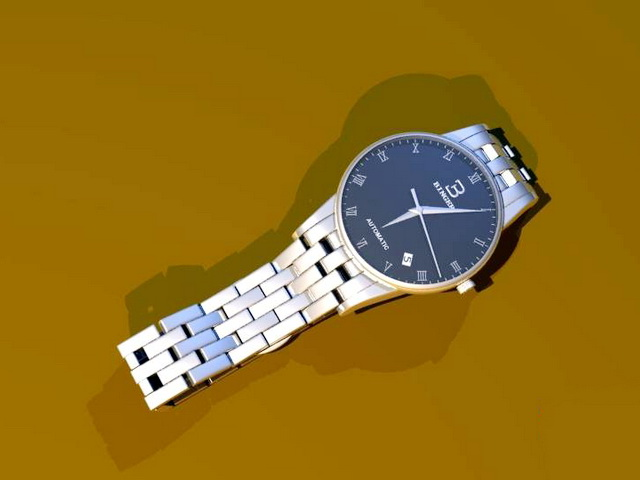 Binger Watch 3d rendering