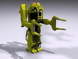 Aliens Power Loader 3d preview