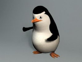 Penguins of Madagascar 3d preview
