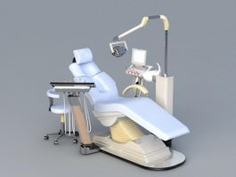 Dental Chair 3d preview