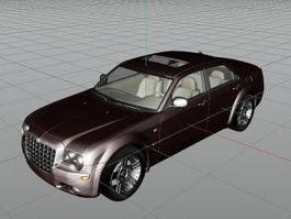 Chrysler 300 Sedan 3d preview