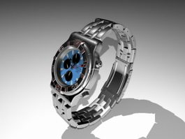 Fashion Sport Watch 3d preview