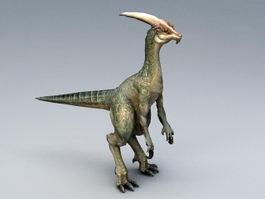 Parasaurolophus Dinosaur 3d preview