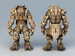 Unreal Tournament 3 Krall 3d preview