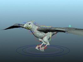 Eagle Rig 3d model preview