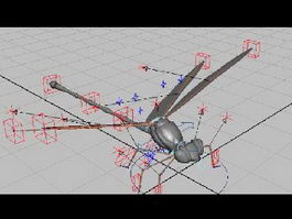 Dragonfly Rig 3d preview