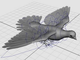 Flying Pigeon Rig 3d preview