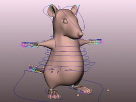 Fat Mice Rig 3d preview