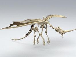 Bone Dragon 3d preview