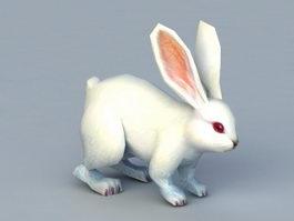 White Rabbit 3d preview