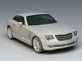 Chrysler Crossfire 3d preview
