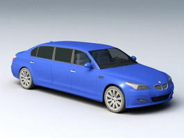 Bmw 7 Series Limousine 3d preview